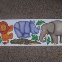 Main Street Wall Creations Jumbo Stickers