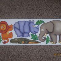 Main Street Wall Creations Jumbo Stickers - Safari Reviews ...