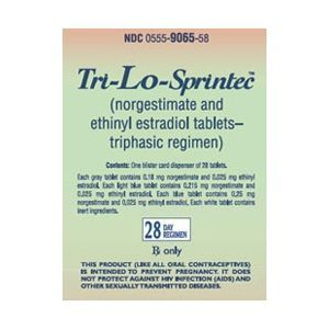 Tri-Lo Sprintec Birth Control Pills Reviews – Viewpoints.com