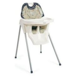 Cosco High Chair Cover Bath Accessories Juvenile Beginnings Simple Start 03628fzn Reviews