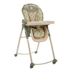 Green High Chair West Elm Covers Safety 1st Winnie The Pooh Serve N Store Hc120akw