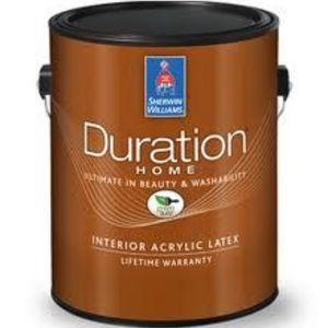 Sherwin Williams Duration Home Interior Paint