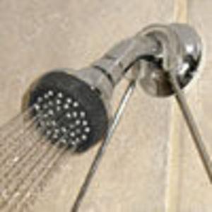 moen kitchen faucet reviews dining sets aquadyne model 8688600h shower head – viewpoints.com