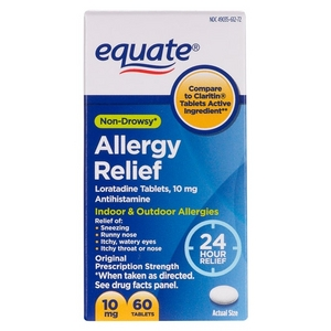 Image Result For Equate Allergy Relief Drowsy