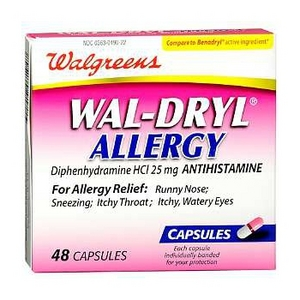 Walgreens Wal-Dryl Allergy Relief Capsules Reviews – Viewpoints.com