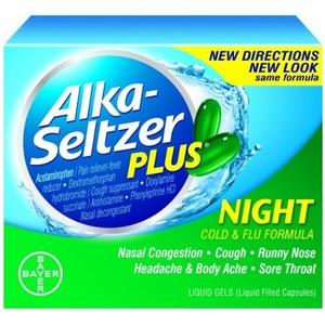 Alka-Seltzer Plus Night Cold & Flu Reviews – Viewpoints.com
