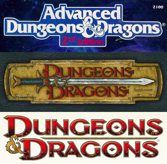 New Logo Puts The Dragon In Dungeons Amp Dragons The Verge