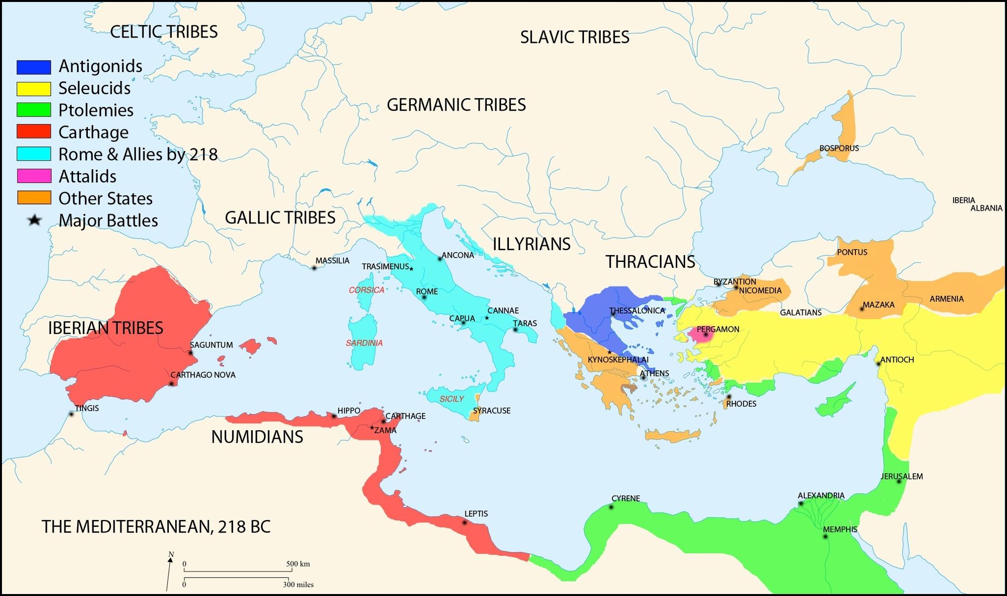 40 Maps That Explain The Roman Empire