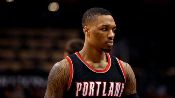 20 Damian Lillard Stencil Pictures And Ideas On Meta Networks