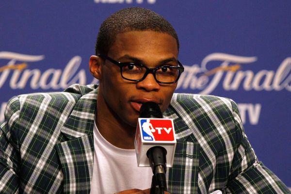 Russell Westbrook launches eyewear brand Westbrook Frames