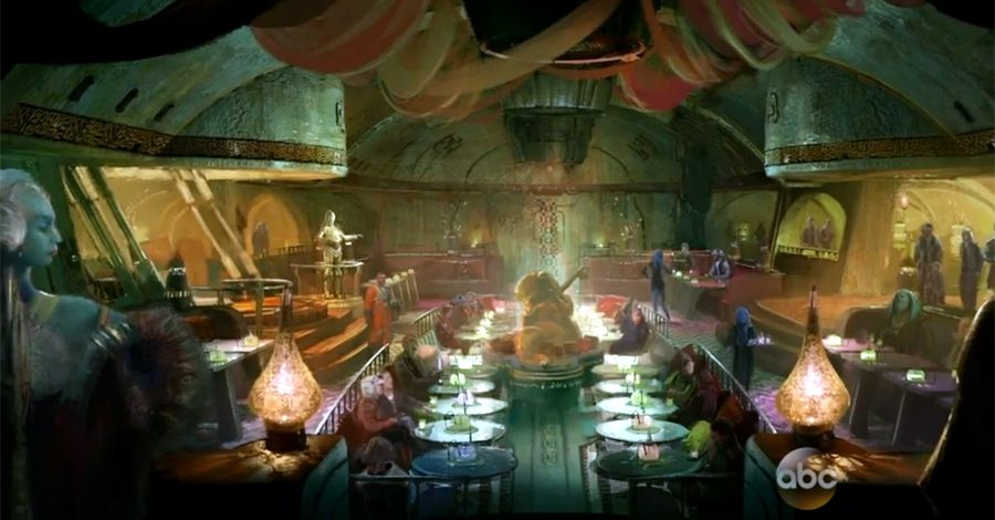 Disneys Star Wars Land Will Include a Mos Eisley