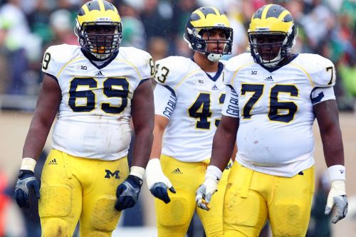 michigan defensive tackle