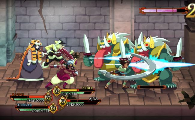 Skullgirls Team Launches Crowdfunding Campaign And