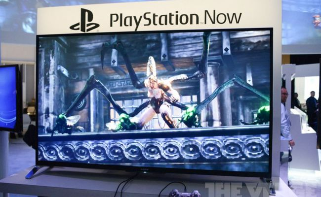 Sony S Playstation Now Game Streaming Service Offers