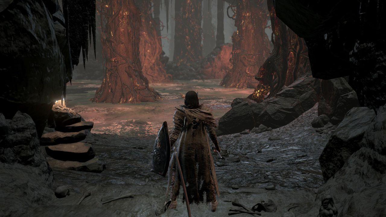 Dark Souls 3 Smouldering Lake walkthrough  Polygon