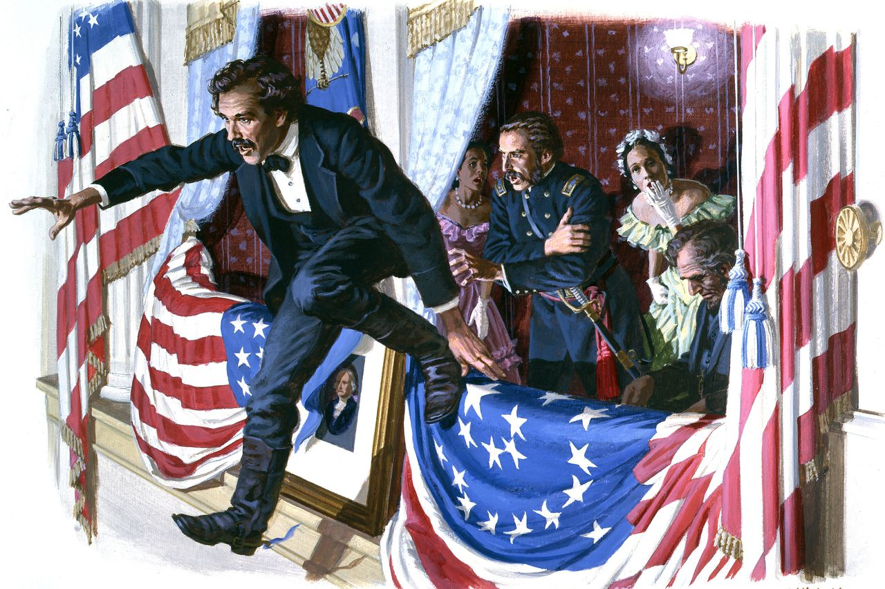 150 Years Ago Abraham Lincoln Was Shot Historians Still