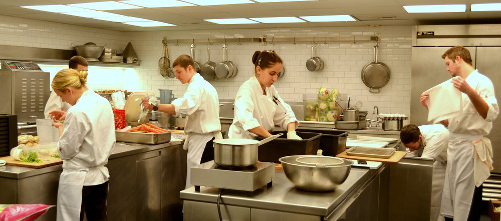 Spend a Day in the Next Kitchen During elBulli  Eater Chicago