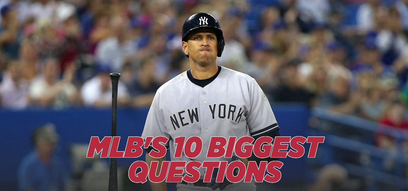 MLB's 10 Biggest Questions 2015 MLB Preview