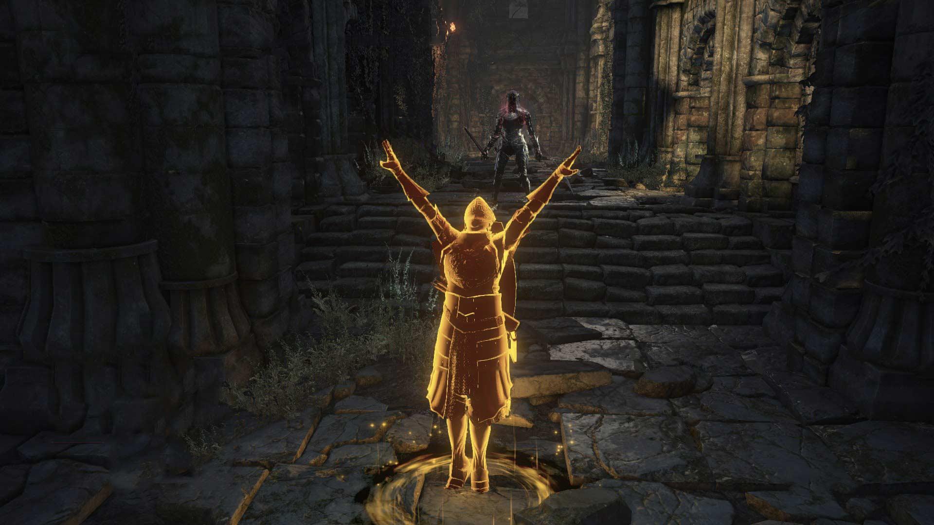 dark souls 3 invasions