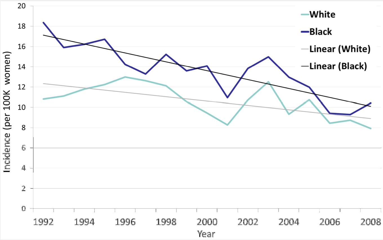 America's brutal black-white health gap: why black men can