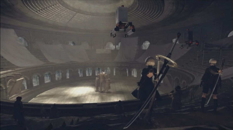 Nier Automata DLC lets players dress like original Nier
