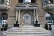 Divine Lorraine Grand Lobby Return Awaits