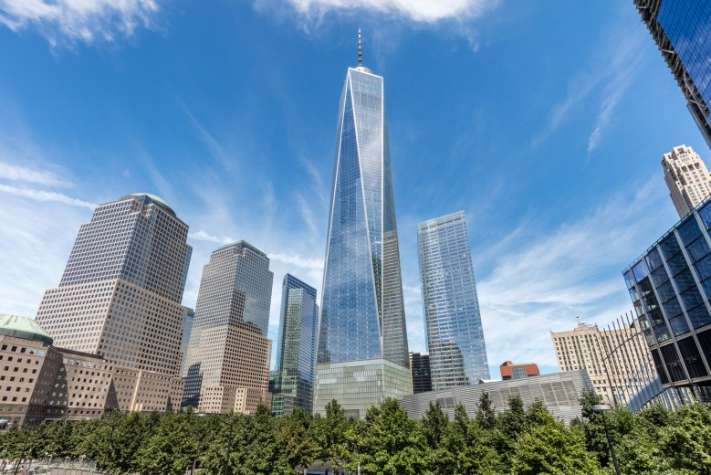 one world trade center2017