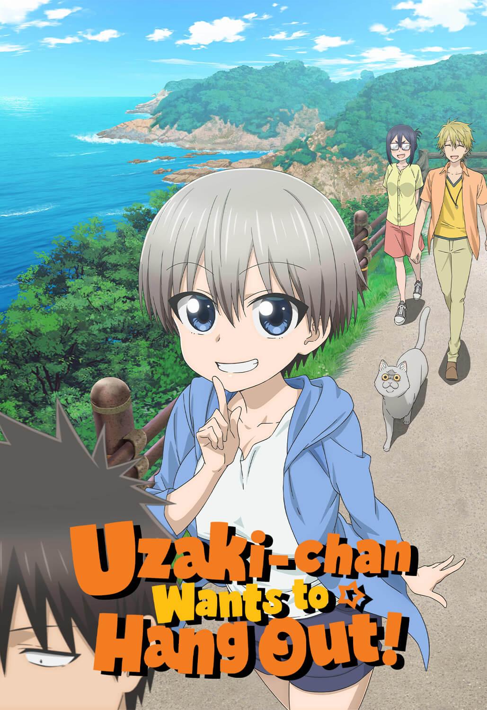 Wise Man's Grandchild Streaming : man's, grandchild, streaming, Infos, Uzaki-chan, Wants, Anime, Streaming, English, Legally, Wakanim.tv