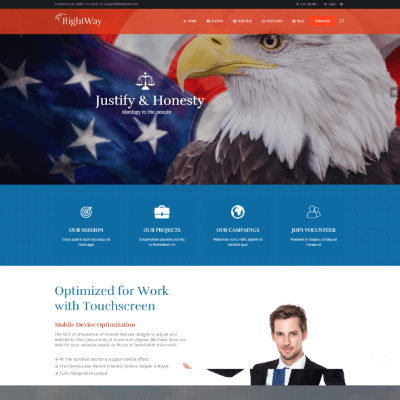 WP_Theme_RightWay_Full