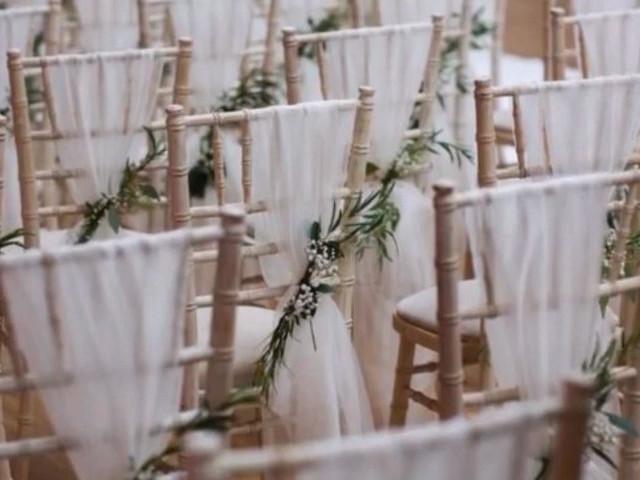 chair cover hire shrewsbury small antique rocking shropshire wedding videos 3