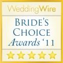 Frank Lebano & Co. DJs, WeddingWire Couples' Choice Award Winner 2011