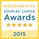 Islander Weddings, WeddingWire Couples' Choice Award Winner 2015