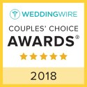 Half a Rice Studios, WeddingWire Couples' Choice Award Winner 2018