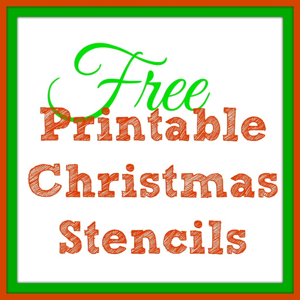 Free Printable Christmas Stencils Christmas Tree Templates Amp Santa Claus Patterns
