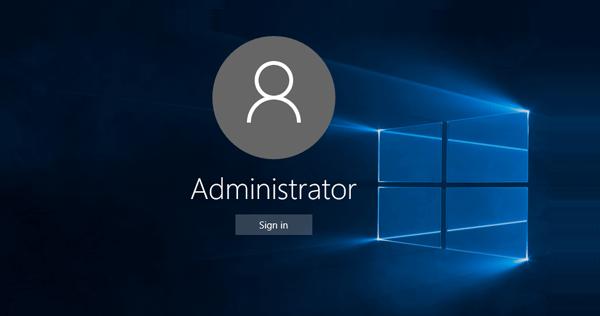 Сброс пароля - Учетная запись администратора - WindowsWally