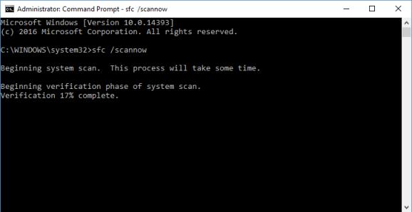 Внутренний видеопланировщик - Windows 10 - Power Guage - sfc scannow - Windows Wally