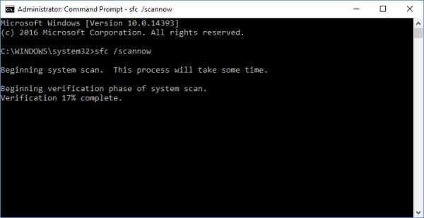 Windows 10 - Power Guage - sfc scannow - Windows Wally