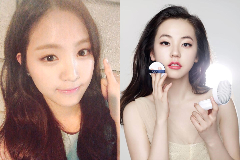 五官好看還不夠?連額頭也能成為整型範本的韓國女星們! - Wishnote 所有美好如你所願