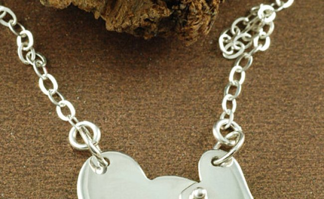 Buy Hand Stamped Jewelry Personalized Necklace Hugs