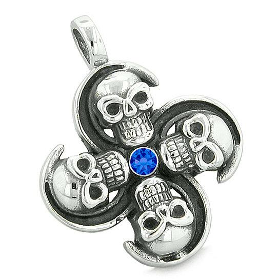 Buy Supernatural Skull Amulet Powers Love Couples Best