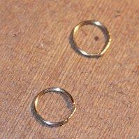 Buy 20 22 gauge Hoop Earrings, Small Cartilage Earrings ...