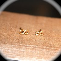 Buy Infinity Cartilage Earring 16 Gauge, Cartilage ...
