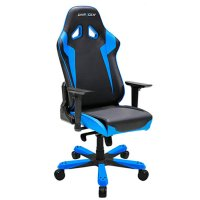 Buy DXRacer-Black & Blue-Big and tall office chairs ...