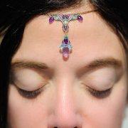 prema 'love' 3rd eye crown