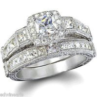 Buy TOP QUALITY 2.25ct Antique Estate Style Wedding ...