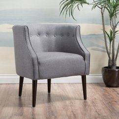 Tub Accent Chair Leather Couch And Buy Davidson Design Upholstered By Gdfstudio On Dot Bo