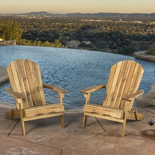 adirondack chair wood walmart folding chairs outdoor buy milan by gdfstudio on opensky
