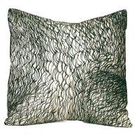 Buy TYLER Eco-friendly artisan pillow by KUCHI KUU on OpenSky