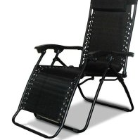 Buy Heavy Duty Zero Gravity Lawn Lounge Chair Recliner ...