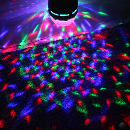 Multi Color Strobe Light